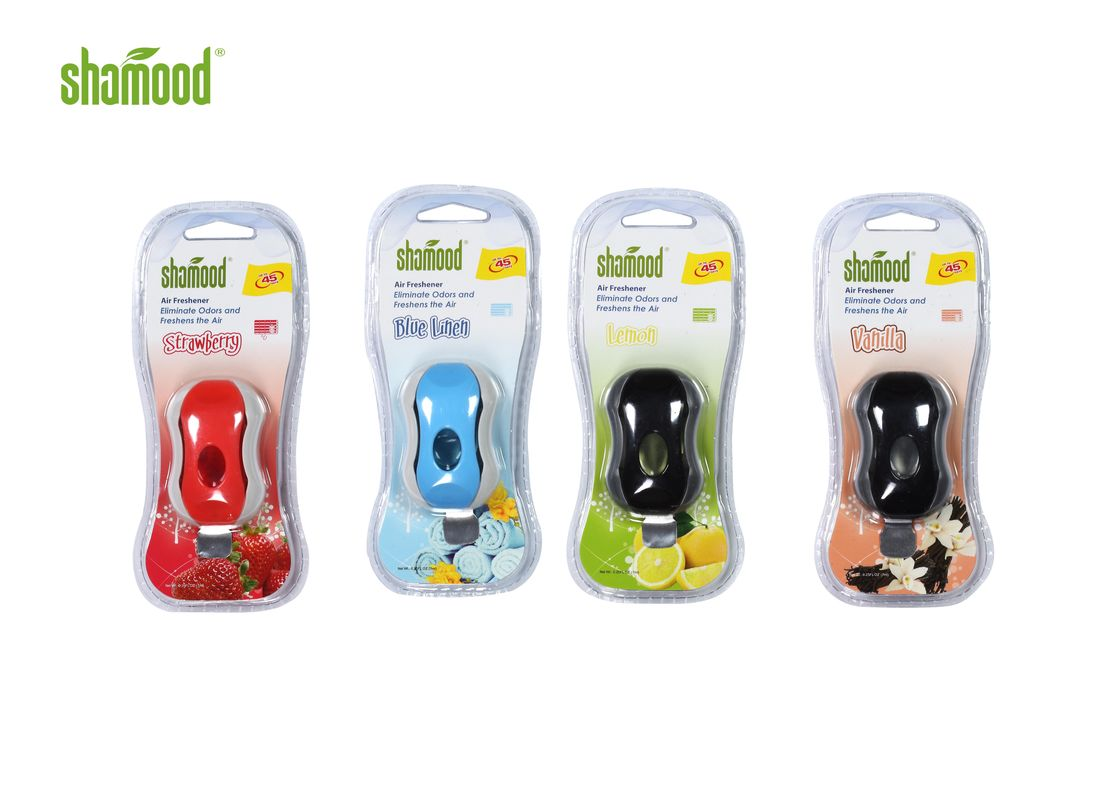 Healthy Creative Membrane Vent Air Freshener For Car Fruity Floral Scents